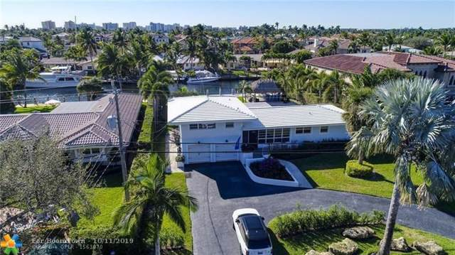 2444 NE 27th St, Lighthouse Point, FL 33064 (MLS #F10197364) :: Best Florida Houses of RE/MAX