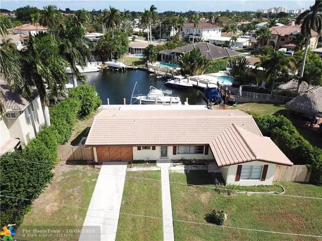 4840 NE 27th Ter, Lighthouse Point, FL 33064 (MLS #F10197433) :: RICK BANNON, P.A. with RE/MAX CONSULTANTS REALTY I