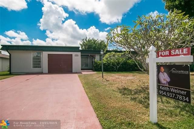 7302 NW 64th Ct, Tamarac, FL 33321 (MLS #F10197436) :: Green Realty Properties