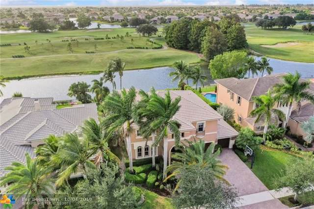 7509 NW 117th Ln, Parkland, FL 33076 (MLS #F10197511) :: United Realty Group