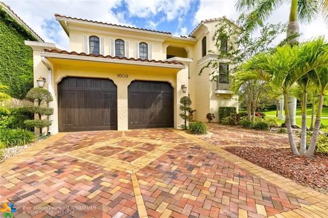 9509 Ginger Ct, Parkland, FL 33076 (MLS #F10197521) :: United Realty Group