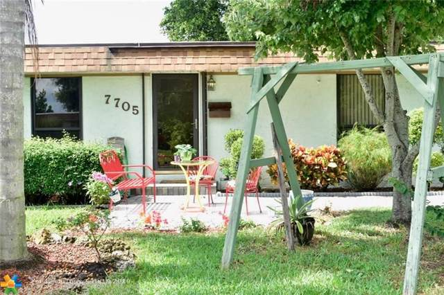 7705 NW 74th Ave, Tamarac, FL 33321 (MLS #F10197534) :: Castelli Real Estate Services