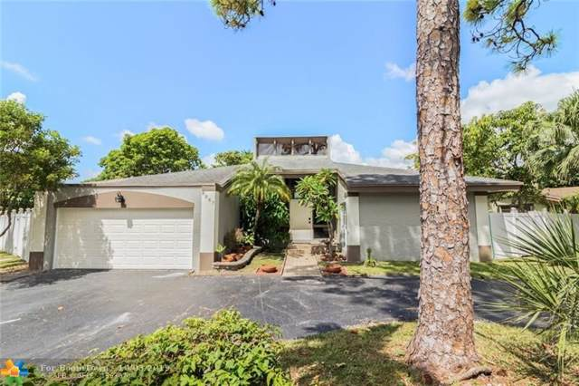 8067 Buttonwood Cr, Tamarac, FL 33321 (MLS #F10197535) :: RICK BANNON, P.A. with RE/MAX CONSULTANTS REALTY I