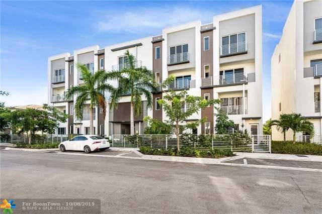 1044 NE 18, Fort Lauderdale, FL 33304 (#F10197557) :: Ryan Jennings Group