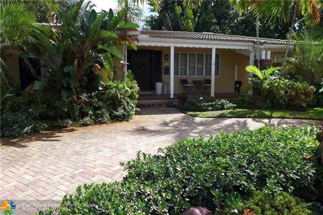 1624 NE 5th Ct, Fort Lauderdale, FL 33301 (MLS #F10197616) :: Green Realty Properties