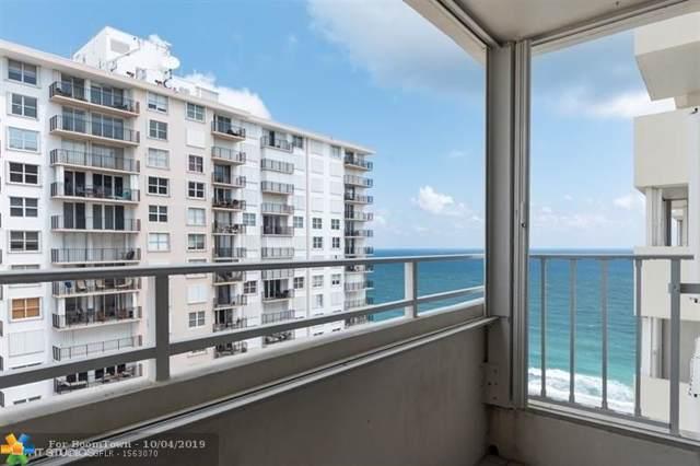 111 Briny Ave #2409, Pompano Beach, FL 33062 (MLS #F10197635) :: Castelli Real Estate Services