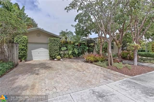 909 SE 10th St, Fort Lauderdale, FL 33316 (MLS #F10197651) :: Green Realty Properties