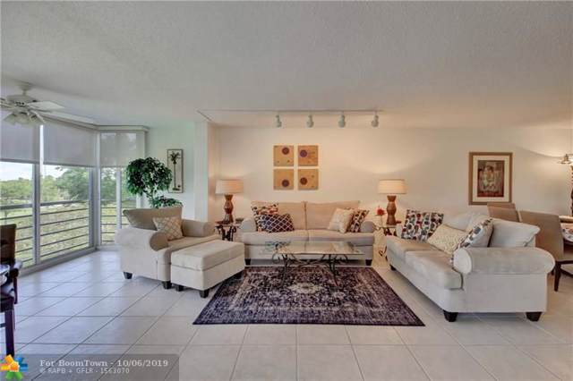 3960 Oaks Clubhouse Dr #412, Pompano Beach, FL 33069 (MLS #F10197862) :: Green Realty Properties