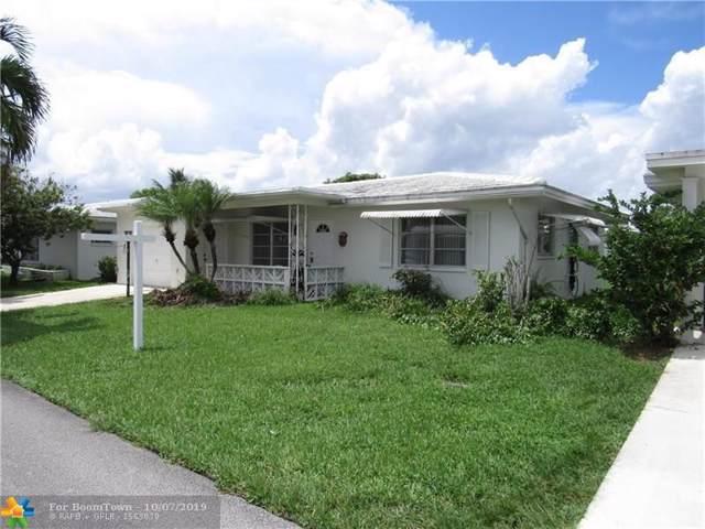 6703 NW 72nd St, Tamarac, FL 33321 (MLS #F10197958) :: Castelli Real Estate Services