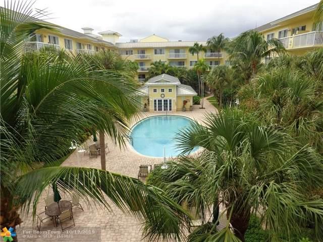 1515 E Broward Blvd #309, Fort Lauderdale, FL 33301 (MLS #F10197984) :: Green Realty Properties