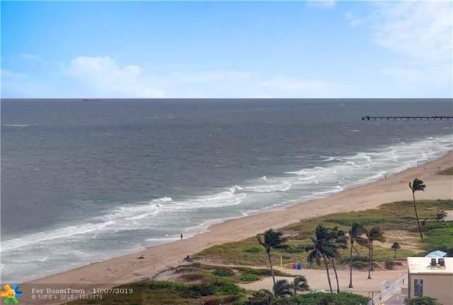 1800 S Ocean Blvd #1204, Pompano Beach, FL 33062 (MLS #F10198046) :: The O'Flaherty Team