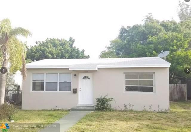 2235 Scott St, Hollywood, FL 33020 (MLS #F10198106) :: Green Realty Properties
