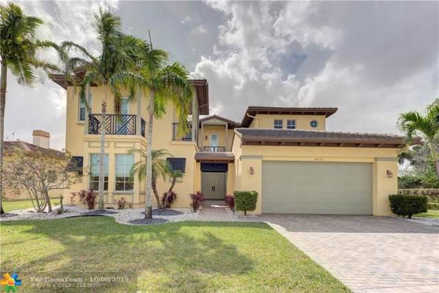 8070 NW 110th Dr, Parkland, FL 33076 (MLS #F10198115) :: United Realty Group