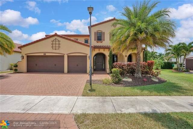 4080 NW 88th Ter, Cooper City, FL 33024 (MLS #F10198160) :: Green Realty Properties