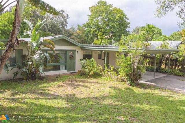 1727 NE 2nd Ave, Fort Lauderdale, FL 33305 (MLS #F10198162) :: Best Florida Houses of RE/MAX