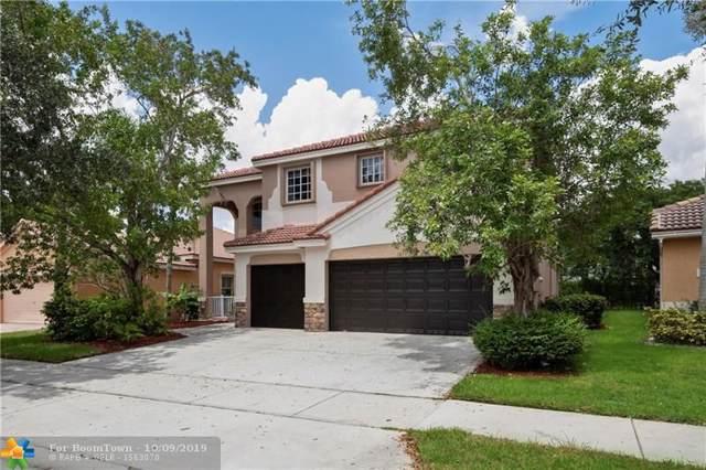 1611 Orchid Bnd, Weston, FL 33327 (MLS #F10198172) :: Green Realty Properties