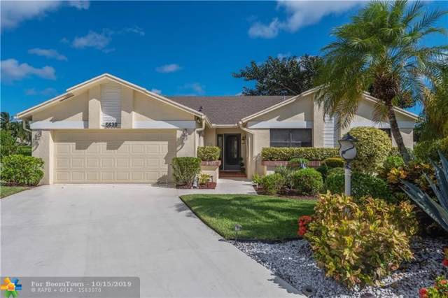 5639 S Pleasant Valley Ln, Delray Beach, FL 33484 (MLS #F10198209) :: Green Realty Properties