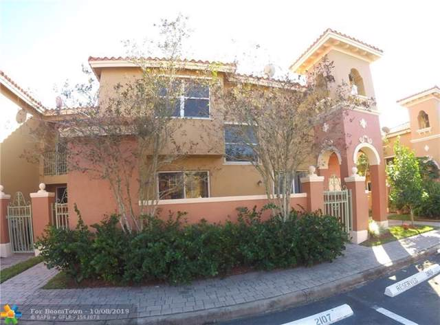 700 SW 106th Ave #2007, Pembroke Pines, FL 33025 (MLS #F10198258) :: The O'Flaherty Team