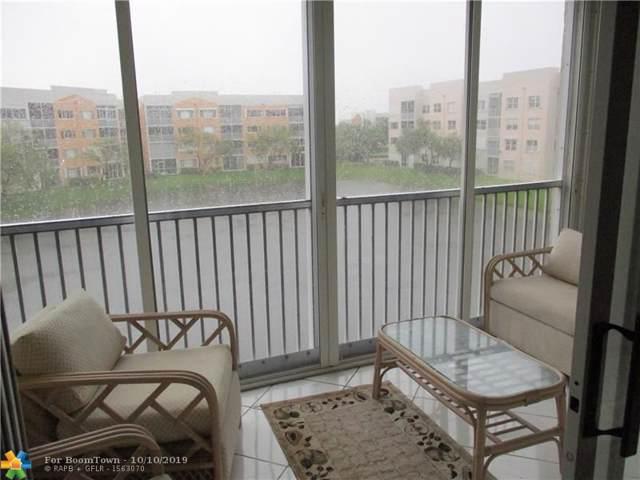 2503 N Nob Hill Rd #305, Sunrise, FL 33322 (MLS #F10198267) :: Patty Accorto Team