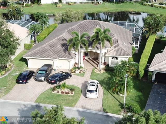 4889 NW 112th Dr, Coral Springs, FL 33076 (MLS #F10198268) :: The Paiz Group