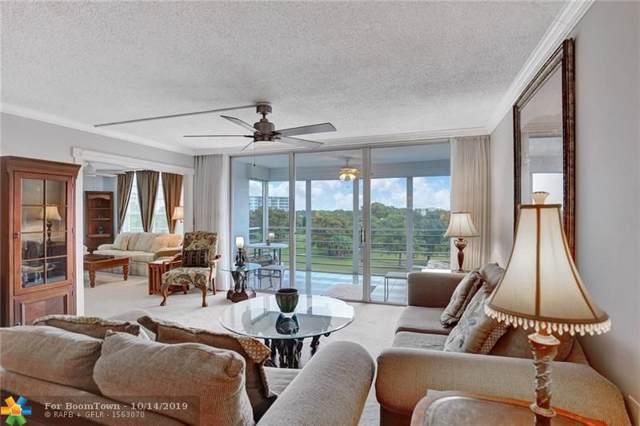 575 Oaks Lane #610, Pompano Beach, FL 33069 (MLS #F10198389) :: Patty Accorto Team