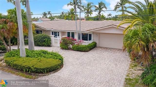4211 NE 24TH AV, Lighthouse Point, FL 33064 (MLS #F10198427) :: Best Florida Houses of RE/MAX