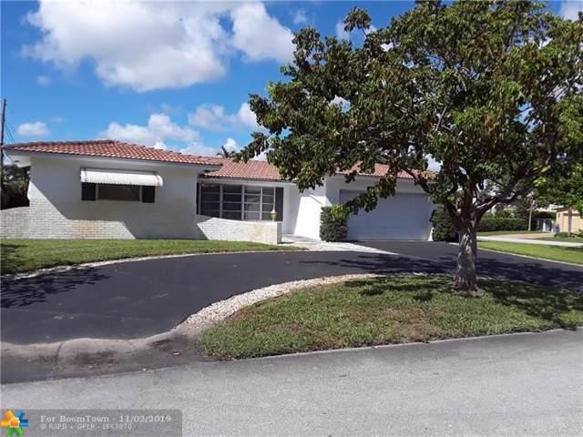 5851 NE 20th Ter, Fort Lauderdale, FL 33308 (MLS #F10198510) :: GK Realty Group LLC