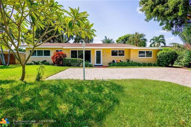 2000 NE 31st Ct, Lighthouse Point, FL 33064 (MLS #F10198647) :: Best Florida Houses of RE/MAX