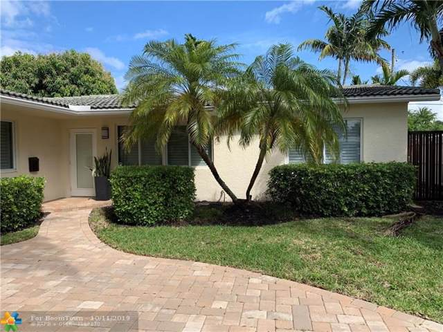 2018 NE 20th Ave, Fort Lauderdale, FL 33305 (MLS #F10198654) :: Green Realty Properties