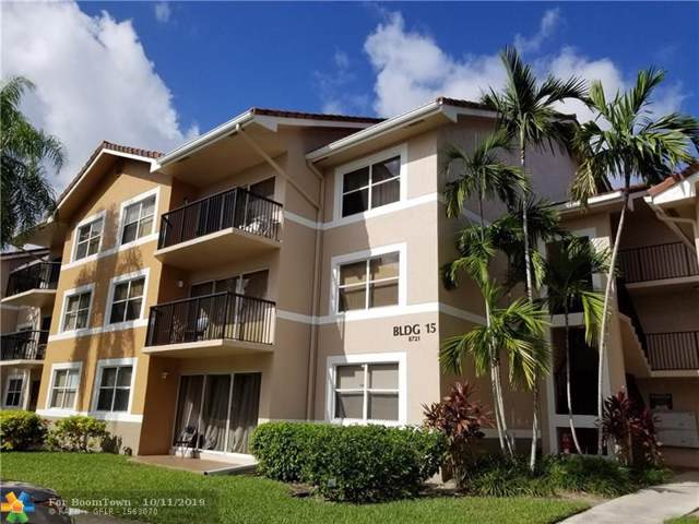 8721 Wiles Rd #201, Coral Springs, FL 33067 (MLS #F10198661) :: The Howland Group