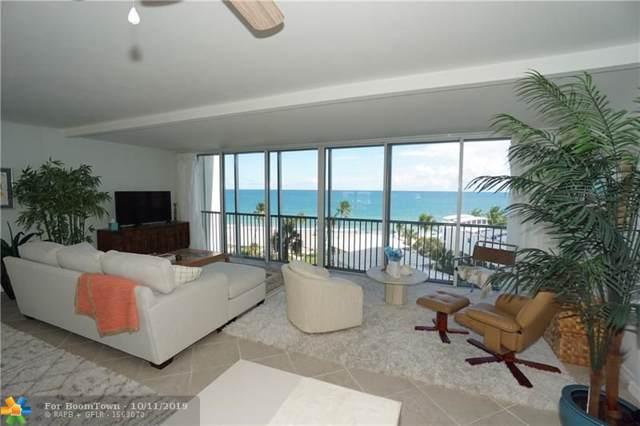1530 S Ocean Blvd #603, Pompano Beach, FL 33062 (MLS #F10198685) :: Castelli Real Estate Services