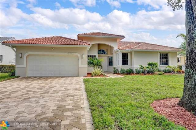 4201 NW 66 Ave, Coral Springs, FL 33067 (MLS #F10198722) :: Castelli Real Estate Services