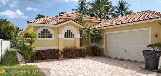 1221 S 13th Ave, Hollywood, FL 33019 (MLS #F10198728) :: United Realty Group