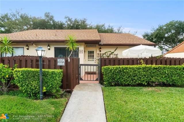 4864 Sable Pine Cir A, West Palm Beach, FL 33417 (MLS #F10198742) :: Green Realty Properties