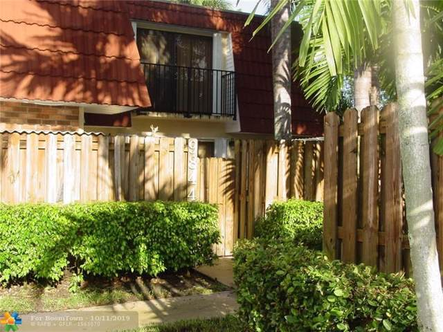 9844 NW 6th Ct #9844, Plantation, FL 33324 (MLS #F10198746) :: Best Florida Houses of RE/MAX