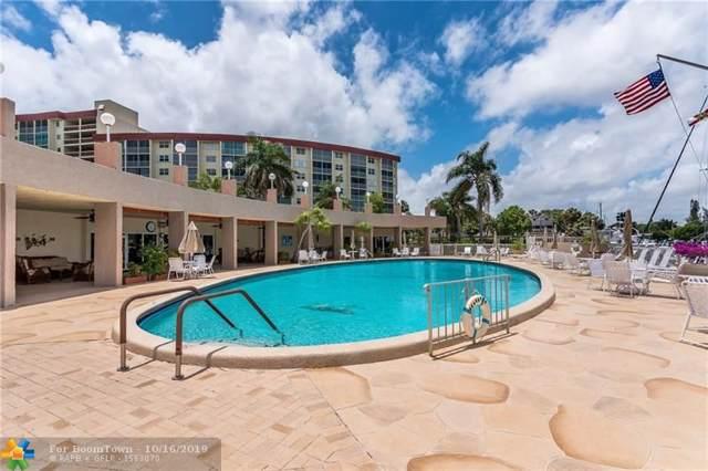 2731 NE 14th Street Cswy #423, Pompano Beach, FL 33062 (MLS #F10198807) :: Miami Villa Group