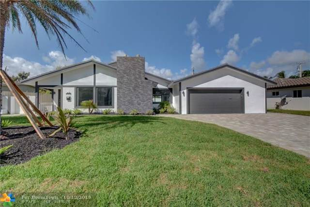 3565 NE 31st Ave, Lighthouse Point, FL 33064 (MLS #F10198835) :: Best Florida Houses of RE/MAX