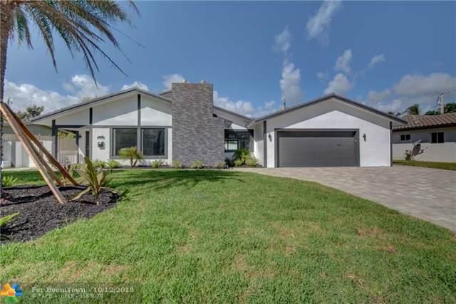 3565 NE 31st Ave, Lighthouse Point, FL 33064 (MLS #F10198835) :: Castelli Real Estate Services