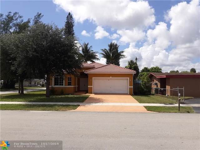 1101 NW 29th Ter, Fort Lauderdale, FL 33311 (MLS #F10198836) :: Laurie Finkelstein Reader Team