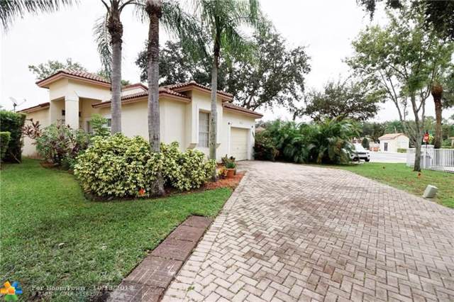 6307 NW 39th Ct, Coral Springs, FL 33067 (MLS #F10198868) :: Best Florida Houses of RE/MAX
