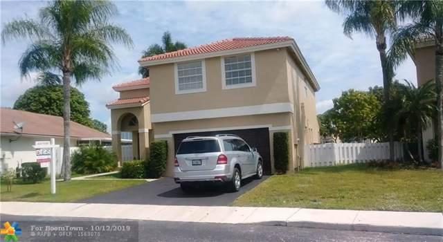 1280 NW 133rd Ave, Sunrise, FL 33323 (MLS #F10198869) :: Patty Accorto Team
