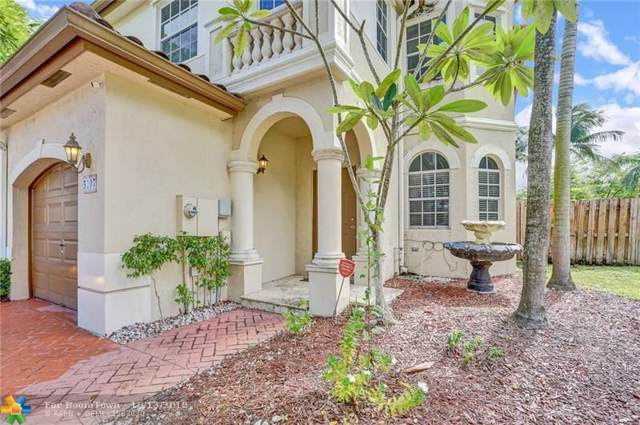 5107 SW 140th Ter, Miramar, FL 33027 (MLS #F10198878) :: Green Realty Properties