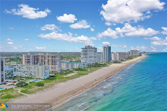 1850 S Ocean Blvd #305, Lauderdale By The Sea, FL 33062 (MLS #F10198897) :: The Howland Group