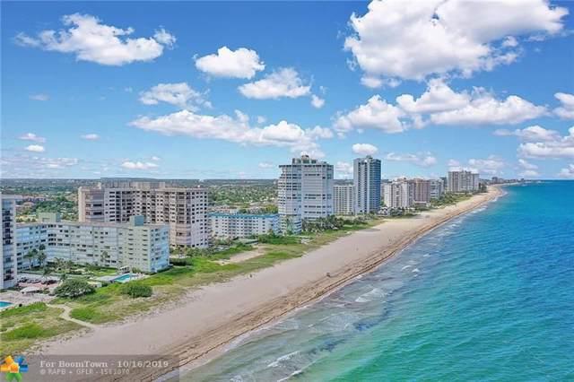 1850 S Ocean Blvd #305, Lauderdale By The Sea, FL 33062 (MLS #F10198897) :: GK Realty Group LLC
