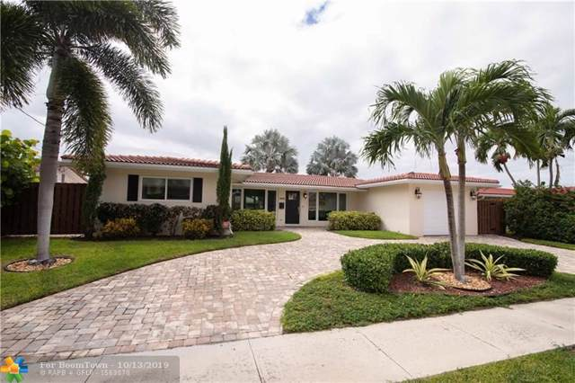 1466 NE 57th Ct, Fort Lauderdale, FL 33334 (MLS #F10198913) :: The Howland Group