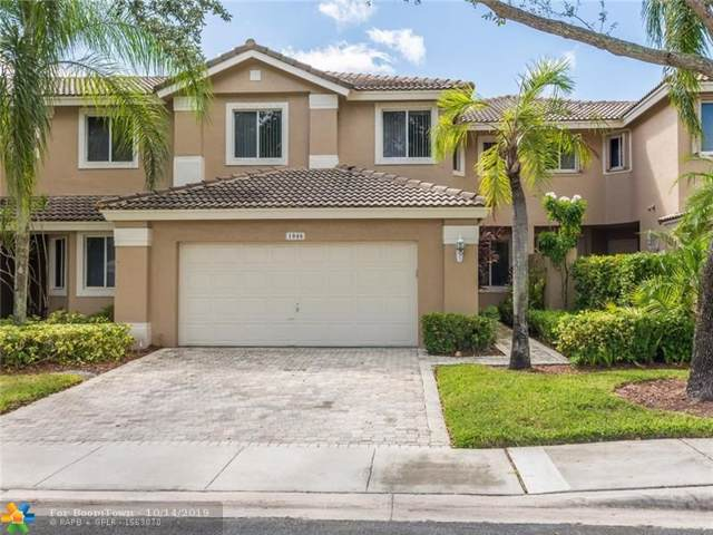 1046 SW 158th Way #1046, Pembroke Pines, FL 33027 (MLS #F10198915) :: RICK BANNON, P.A. with RE/MAX CONSULTANTS REALTY I