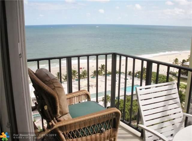 101 Briny Ave #1506, Pompano Beach, FL 33062 (MLS #F10198928) :: Castelli Real Estate Services