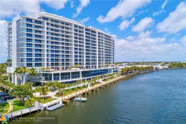 1180 N Federal Hwy Ph1602, Fort Lauderdale, FL 33304 (MLS #F10198929) :: Patty Accorto Team