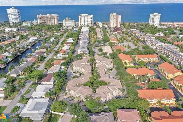 1900 Oceanwalk Ln #110, Lauderdale By The Sea, FL 33062 (MLS #F10198938) :: RICK BANNON, P.A. with RE/MAX CONSULTANTS REALTY I