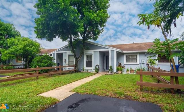 7959 NW 41st Ct #7959, Sunrise, FL 33351 (MLS #F10198942) :: RICK BANNON, P.A. with RE/MAX CONSULTANTS REALTY I